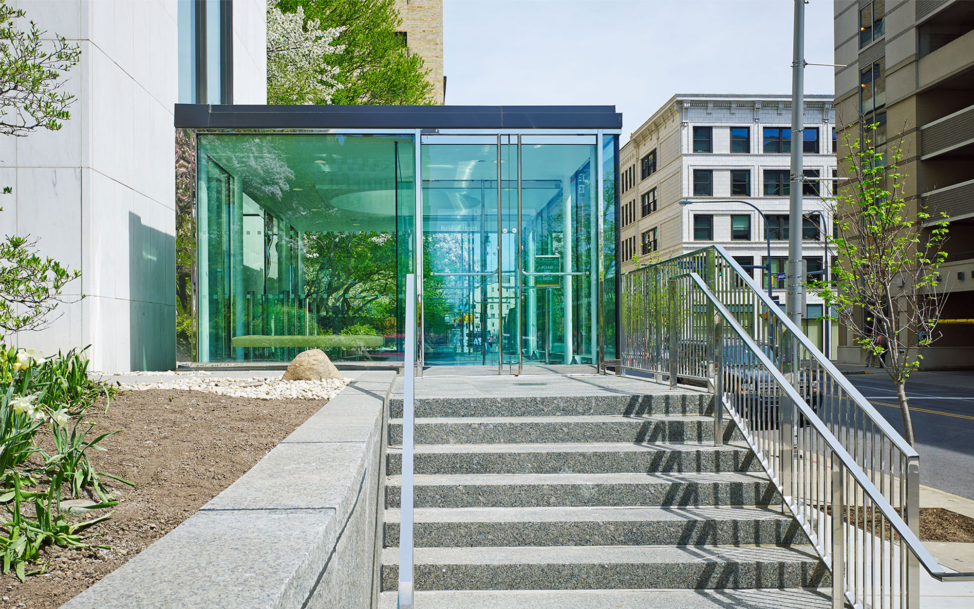 Featured image for One M&T Plaza Entrance Pavillion
