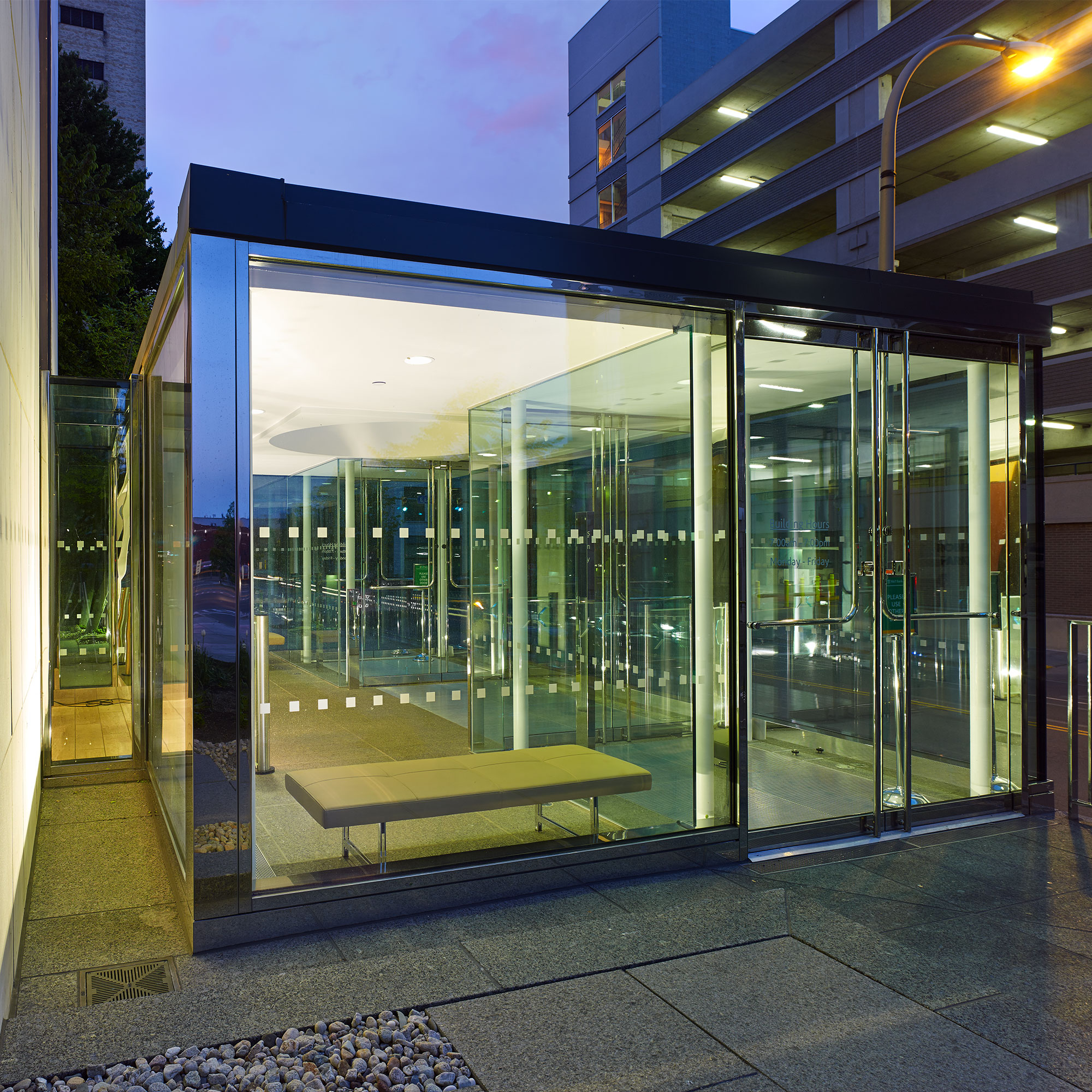 One M&T Plaza Entrance Pavillion