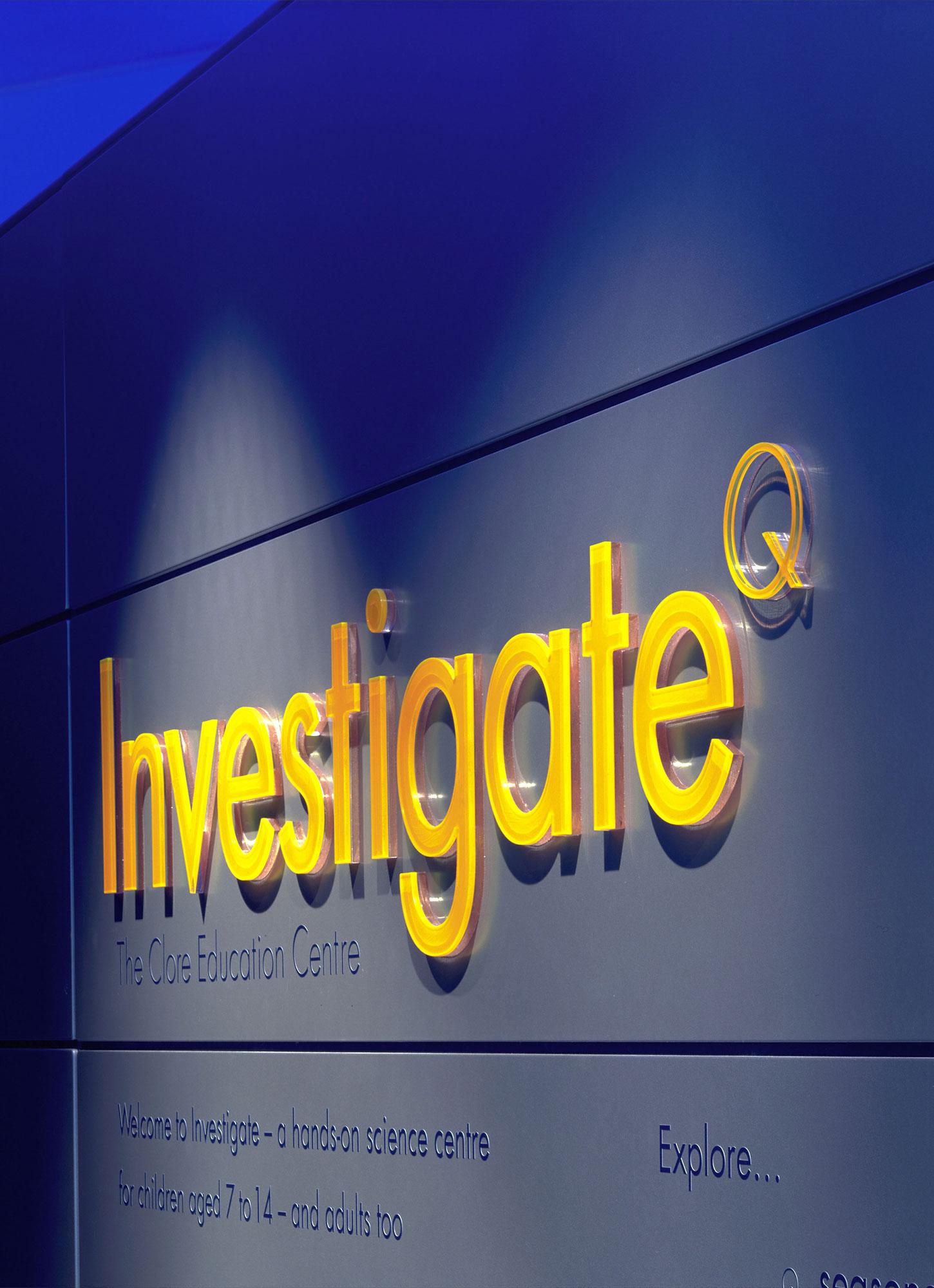 Investigate Gallery