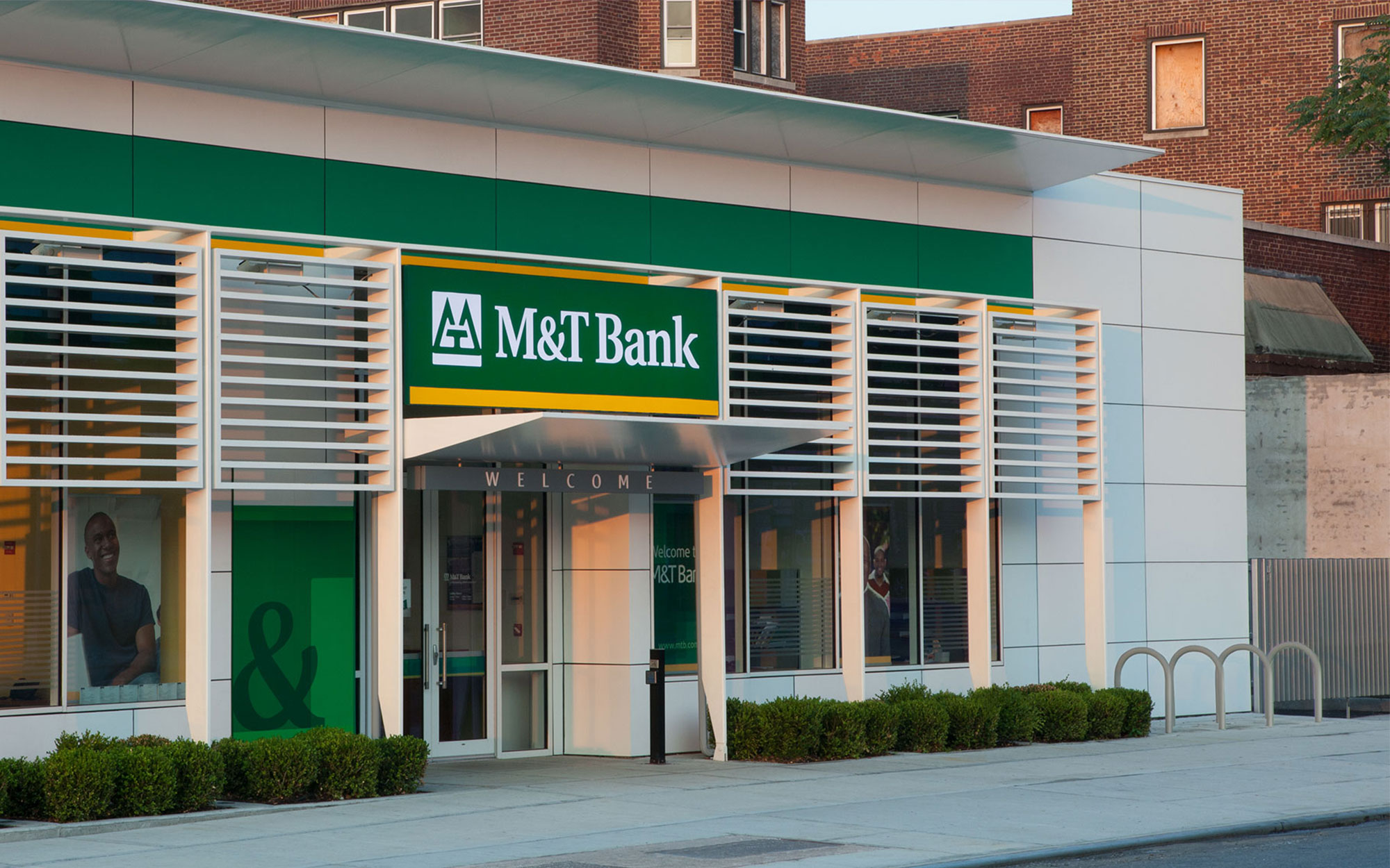 Thumbnail for M&T Bank Central Branch