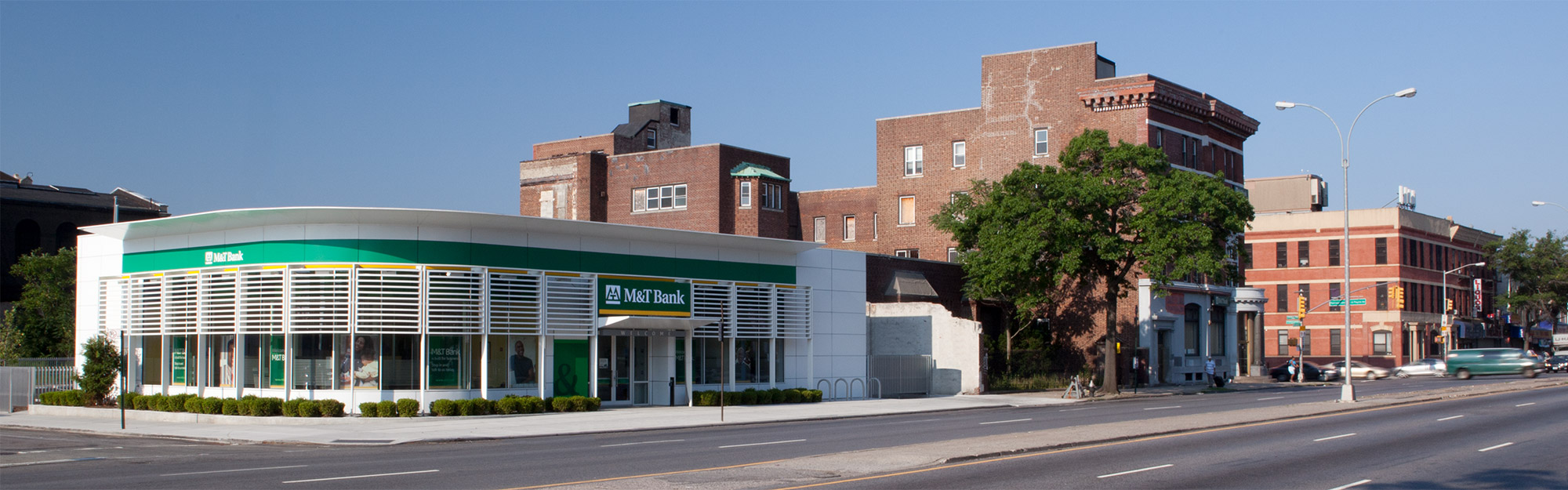 Featured image for M&T Bank Central Branch