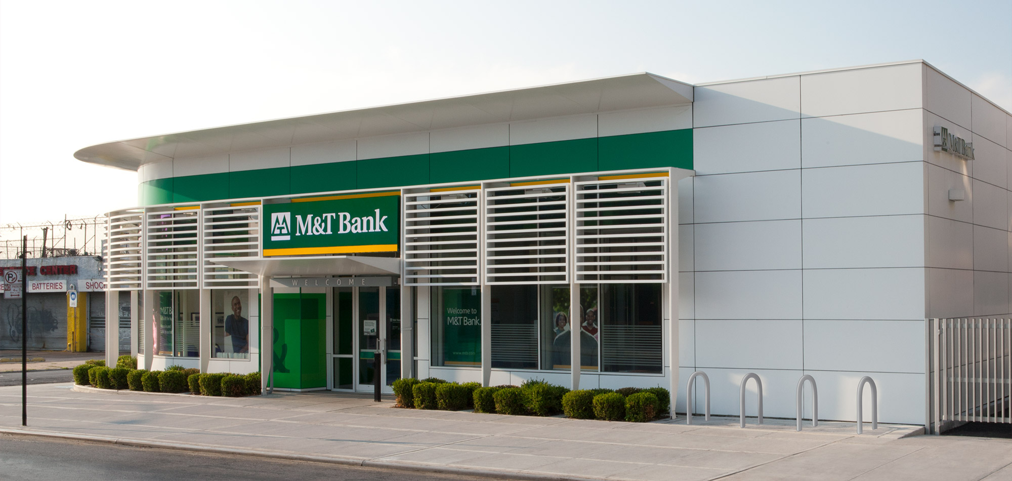 M&T Bank Central Branch