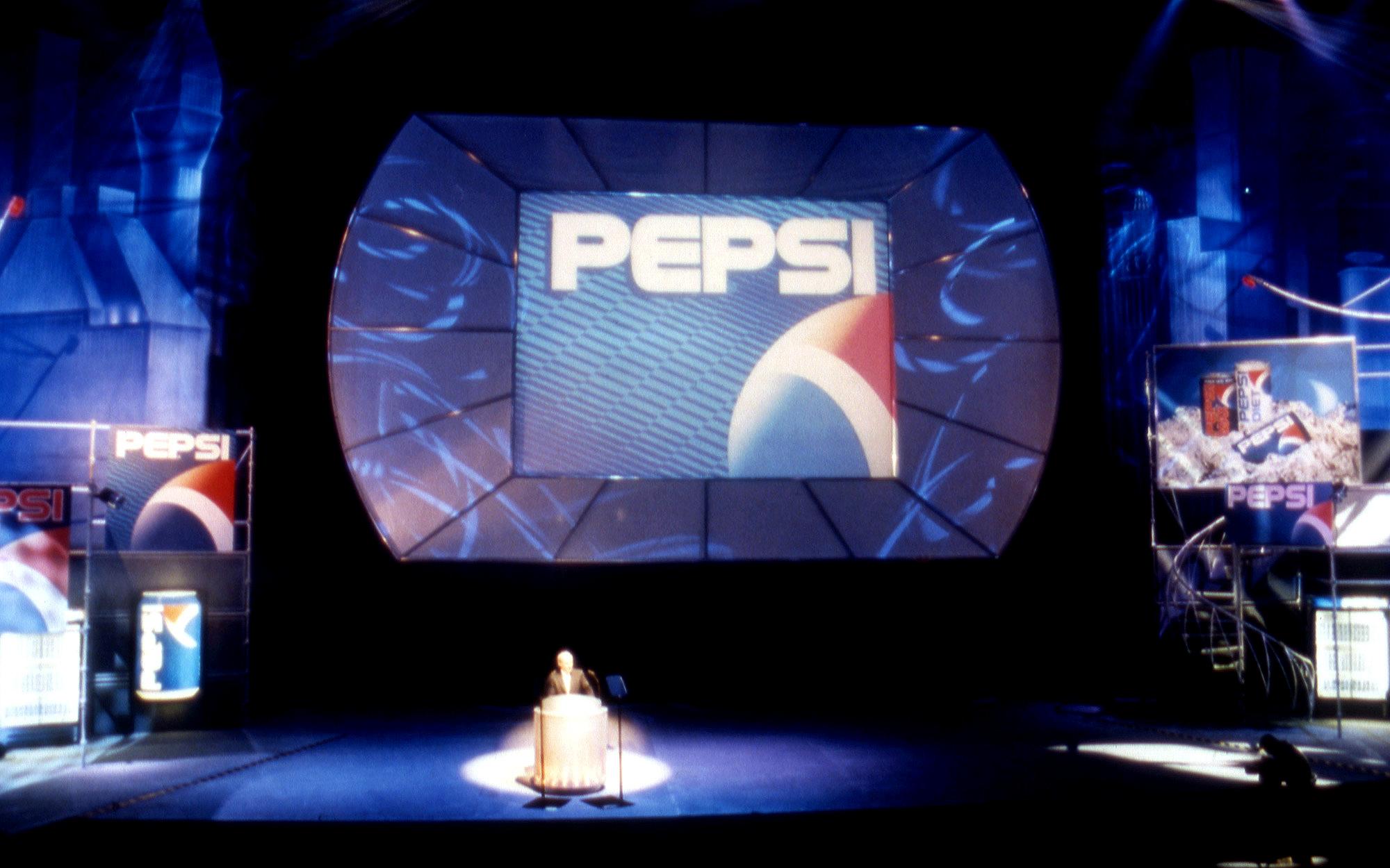 Pepsi Blue Theatre